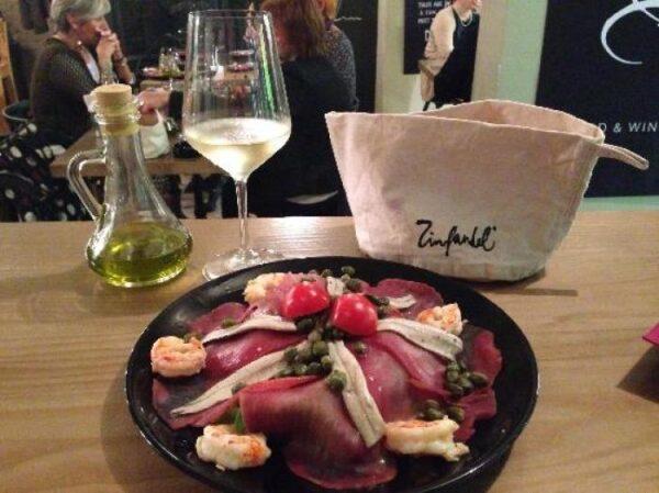wine tasting split